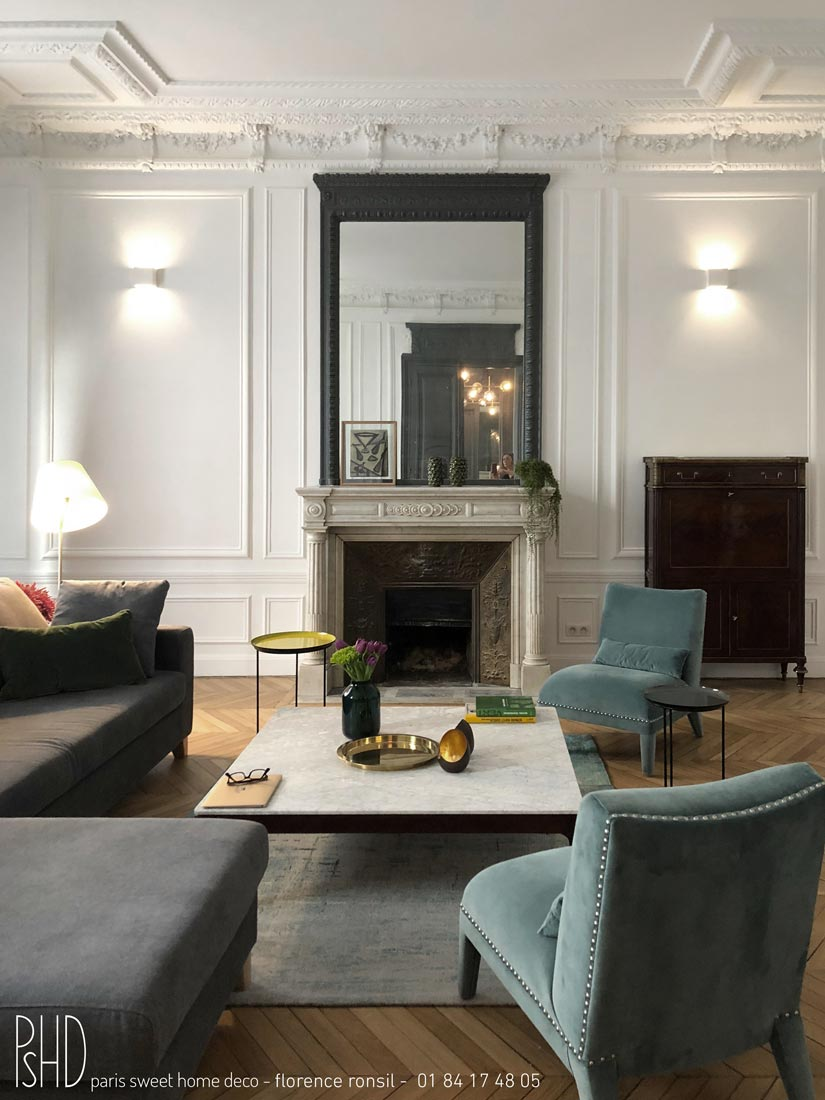 Paris Sweet Home Deco - Architecture et Décoration intérieure
