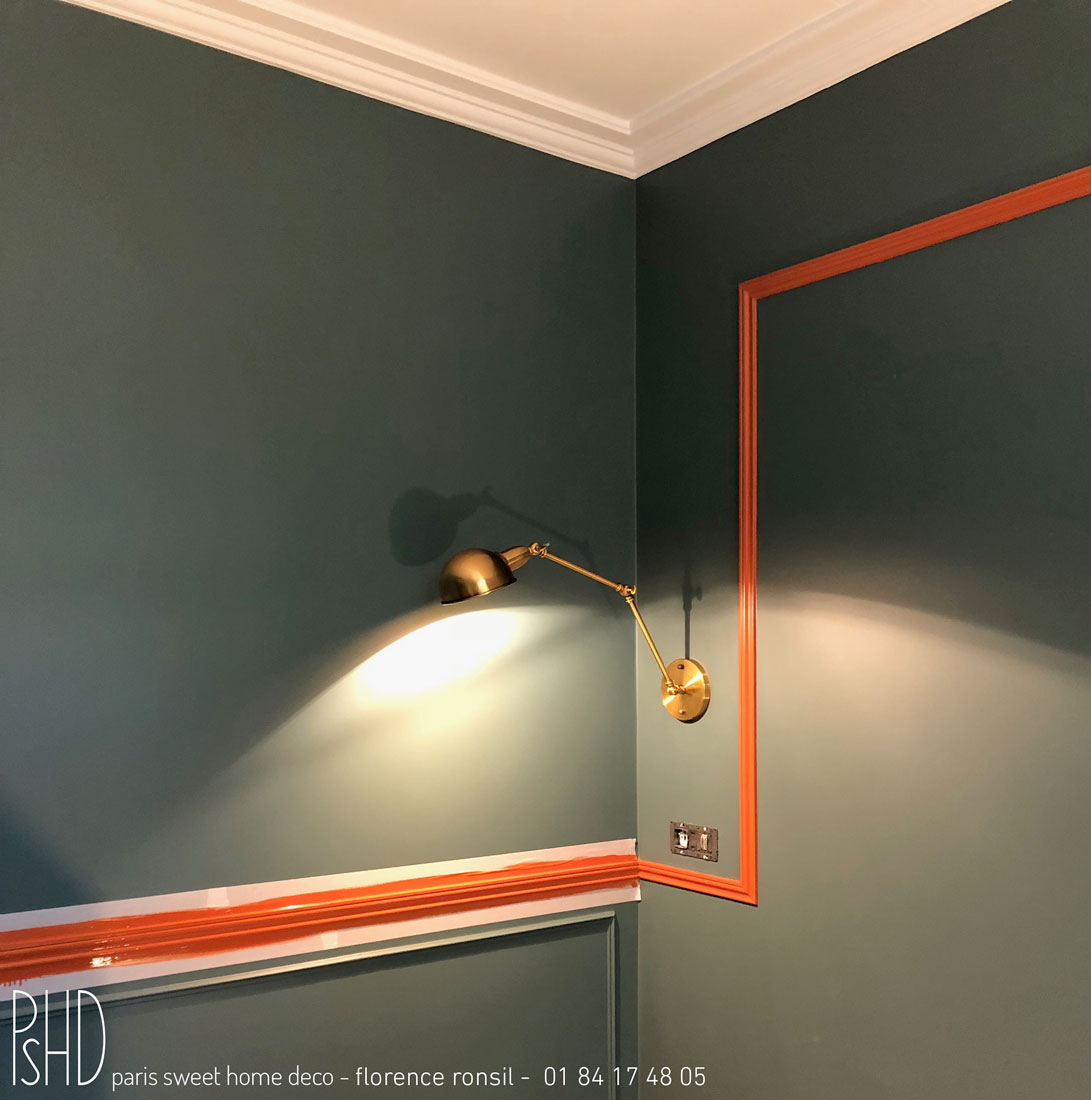 paris sweet home deco HOTEL rénovation décoration daguerre montparnasse