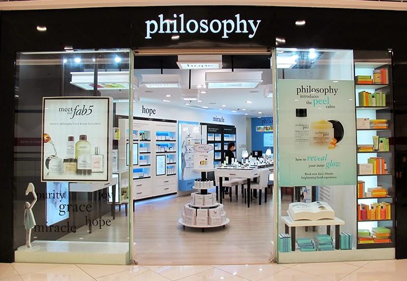 paris sweet home deco coty Philosophy scénographie merchandising boutique