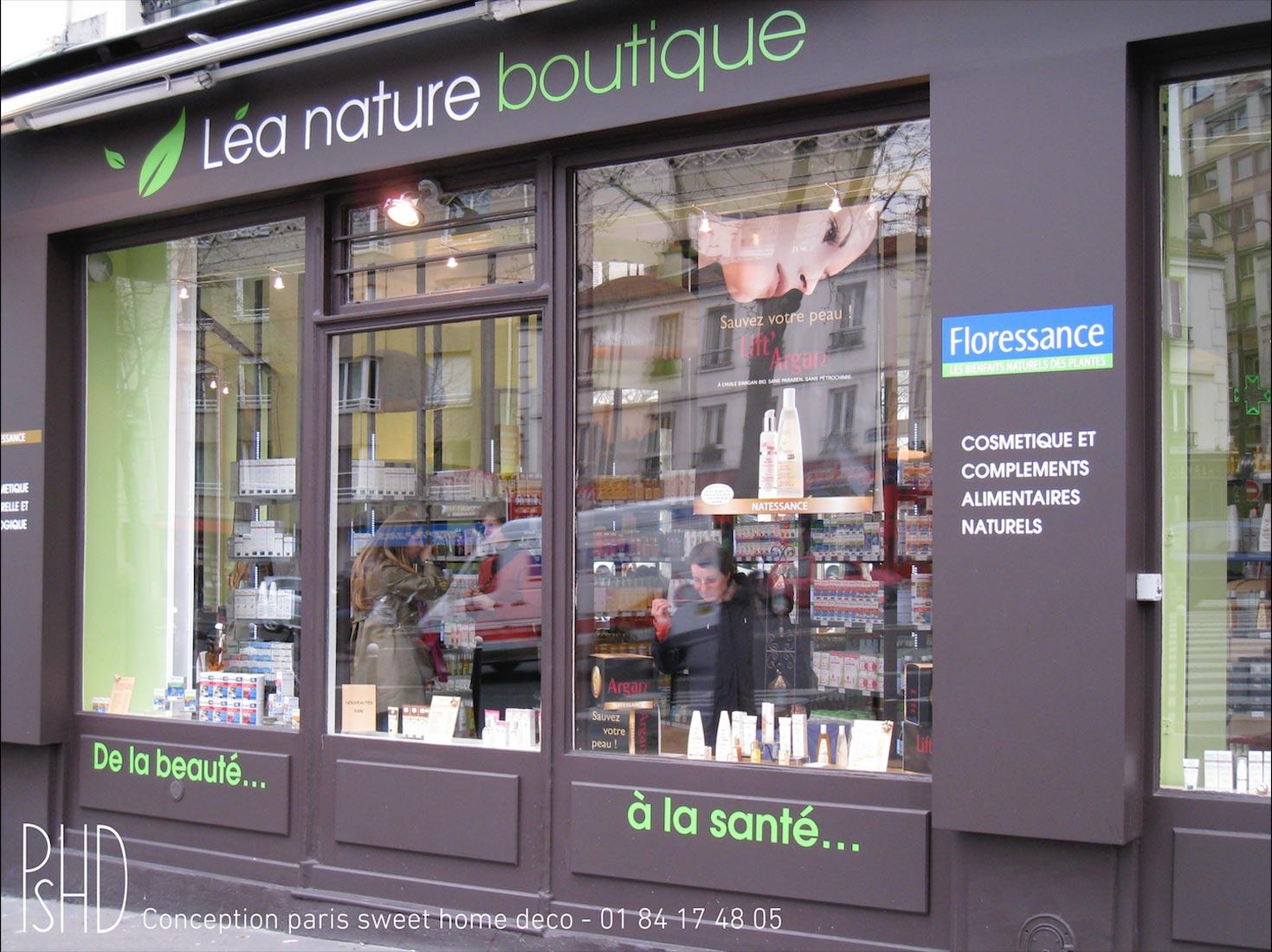 paris sweet home deco LEA VITALE rénovation décoration boutique
