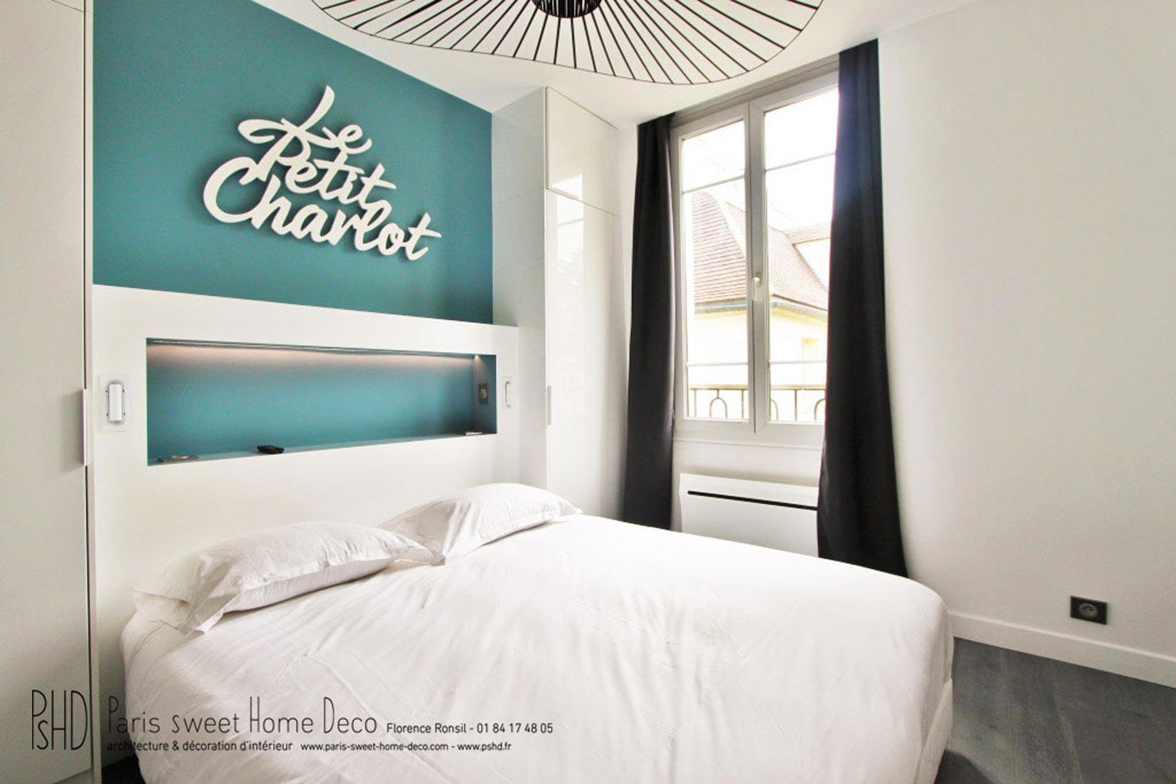 paris sweet home deco AirBnB rent your paris rénovation décoration