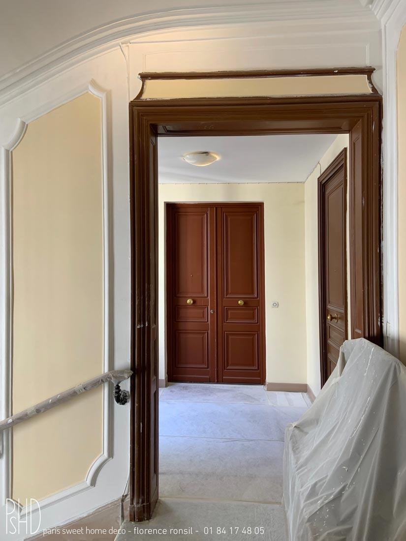 paris sweet home deco Haussmann rénovation décoration