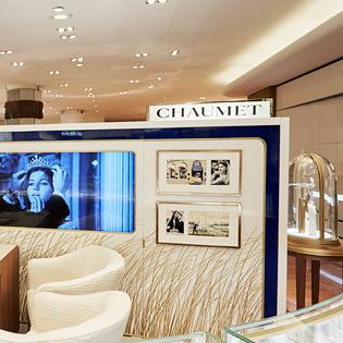 CHAUMET paris sweet home deco scénograhie iconographie 13