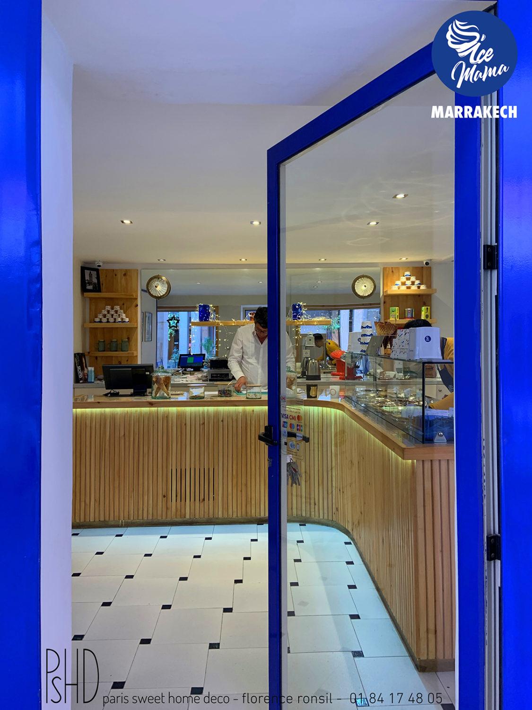 GLACIER ICE MAMA PARIS SWEET HOME DECO BOUTIQUE